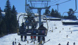 Mountain High Skiing and Snowboarding in Wrightwood, CA