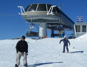 Mt High Skiing and Snowboarding in Wrightwood, CA