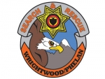 Wrightwood Phelan Search and Rescue Logo - Wrightwood CA