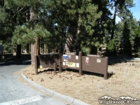 Message Boards at Table Mountain Campground - Wrightwood CA Camping