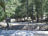 Peavine Campground - Wrightwood CA Camping