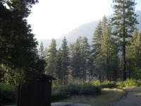 Lupine Campground and Prairie Fork - Wrightwood CA