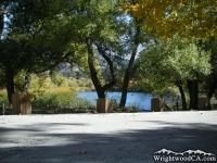 Jackson Lake Picnic Area Parking Lot - Wrightwood CA