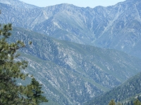 San Gabriel River Basin (East Fork) - Wrightwood CA