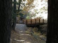 Bridge Blue Ridge Trail - Wrightwood CA Hiking