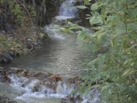 Prairie Fork Creek on Prairie Fork Trail - Wrightwood CA Hiking