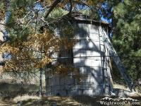 Water Tank on Table Mountain Nature Trail - Wrightwood CA Hiking