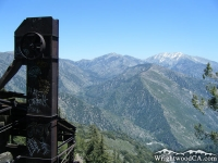 Bighorn Mine and San Gabriel Mountains - Wrightwood CA Hiking