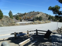 Highway 2 and Inspiration Point - Wrightwood CA Mountains
