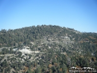 Table Mountain - Wrightwood CA Mountains