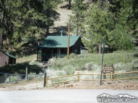 Cabins in Mc Clellan Flat on Table Mountain - Wrightwood CA Mountains