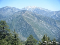 Pine Mountain Ridge - Wrightwood CA