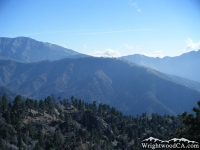 Pine Mountain Ridge - Wrightwood CA Mountains