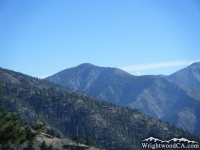Pine Mountain in Summer