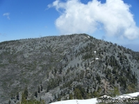 Dawson Peak - Wrightwood CA Mountains