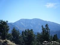 Mount San Antonio (Mt Baldy) - Wrightwood CA Mountains