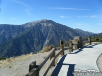 Mount Baden Powell and Inspiration Point - Wrightwood CA Mountains