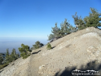 Mt Baden Powell Trail - Wrightwood CA Mountains