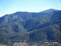 Blue Ridge - Wrightwood CA Mountains