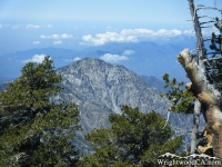 Iron Mountain - Wrightwood CA Mountains