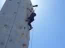 Rock Climbing Wall - Wrightwood CA Photos