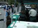 Forest Service Booth - Wrightwood CA Photos