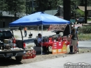 Servicing Fire Extinguishers at the Event. - Wrightwood CA Photos