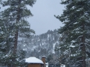 House in Wrightwood after big snowfall - Wrightwood CA Photos
