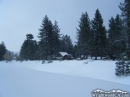 Wrightwood in Winter after snow. - Wrightwood CA Photos