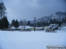 Wrightwood Elementary School after snow storm. - Wrightwood CA Photos