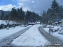 Park Drive in Wrightwood after Winter Storm. - Wrightwood CA Photos