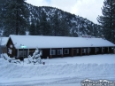 Cedar Lodge in Wrightwood after Winter storm. - Wrightwood CA Photos