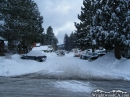 Evergreen Road in Wrightwood after Snow storm. - Wrightwood CA Photos
