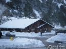 Wrightwood Post Office after Winter storm. - Wrightwood CA Photos