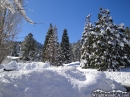 Clear skies after heavy winter storm. - Wrightwood CA Photos