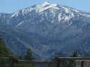 Pine Mountain in Spring. - Wrightwood CA Photos