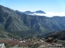 Iron Mountain, Pine Mountain Ridge, and Prairie Fork in late Spring. - Wrightwood CA Photos
