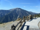Mt Baden Powell as viewed from Inspiration Point during Summer - Wrightwood CA Photos