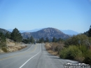 Circle Mountain at the end of Swartout Valley in Summer - Wrightwood CA Photos