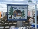 Pine Needles Quilt Guild at Mountaineer Days 2011 - Wrightwood CA Photos