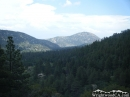 Swarthout Valley (Wrightwood) as viewed from Big Pines Zipline Tours - Wrightwood CA Photos