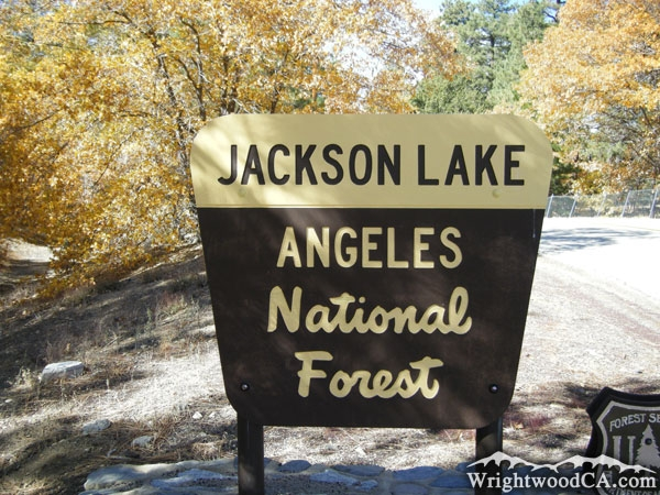 Jackson lake picnic area for Lake jackson fishing report