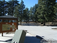 Grassy Hollow Picnic Area - Wrightwood CA