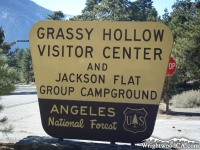Grassy Hollow Picnic Area - Wrightwood CA Mountains