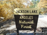 Jackson Lake Picnic Area - Wrightwood CA Mountains