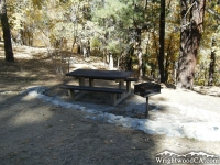 Mescal Picnic Area - Wrightwood CA Mountains